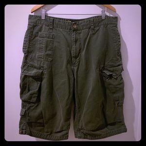 Used Nautica Men's Cargo Shorts
